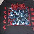 Leviathan - Massive Conspiracy Against All Life longsleeve