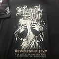 Infernal War - TShirt or Longsleeve - Infernal War - Redesekration shirt