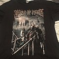 Cradle of Filth - Apocalyptic Aural Warfare shirt
