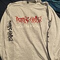 Rotting Christ - TShirt or Longsleeve - Rotting Christ - Non Serviam Mexican tour longsleeve