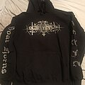 Nokturnal Mortum - Hooded Top - Nokturnal Mortum - Goat Horns hoodie