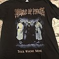 Cradle of Filth - Tour Whore More shirt