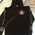 Destroyer 666 - Sons of Rebellion tour hoodie