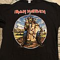 Iron Maiden - Legacy of the Beast UK tour 2018 shirt