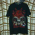 Dark Funeral - TShirt or Longsleeve - Dark Funeral - Satanic War Tour Indonesia