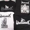 Warhawk shirt lot