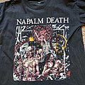 Napalm Death - TShirt or Longsleeve - Campaign for Musical Destruction tee