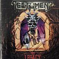 Other Collectable - Testament The Legacy (1987) signed cd