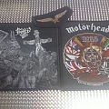 Patches For My Battle Jacket