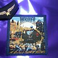 Patch - Intruder - A Higher From Of Killing - Woven Patch
