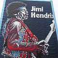 Jimi Hendrix - Vintage woven patch