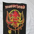 Motörhead - Patch - Motörhead backpatch for PUR3 THR4SH3R