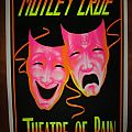 Mötley Crüe - Theatre of Pain blacklight poster