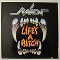 Raven - Life's A Bitch LP Tape / Vinyl / CD / Recording etc