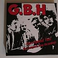 Gbh - Tape / Vinyl / CD / Recording etc - G.B.H - Race Against Time: The Complete Clay Recordings Boxset