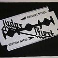 Judas Priest - British Steel backpatch