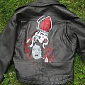 Ghost - Battle Jacket - Hand-painted jacket #3