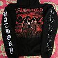Bathory hoodie Hooded Top