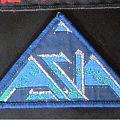 Asia - logo patch