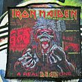 Iron Maiden - A Real Dead One patch