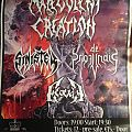 Malevolent Creation Tour Poster Other Collectable