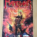 Manowar-Kings Of Metal Flag Other Collectable