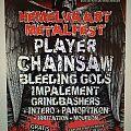 Ascension Day Metal Fest Flyer