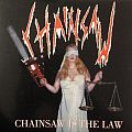 """Chainsaw-Chainsaw Is The Law 7"""" Tape / Vinyl / CD / Recording etc"""