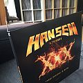 Hansen's metal biography on vinyl Tape / Vinyl / CD / Recording etc