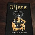 Attack - Patch - Attack -30 years of Metal