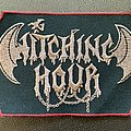 Witching Hour - Patch - Witching Hour Logo patch