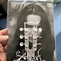 Agalloch - Other Collectable - Signed card (Agalloch) : Free for whoever wants it