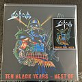 Sodom - Patch - Sodom - The Black Years: Best Of