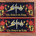 Sodom - Patch - Sodom - The Saw Is The Law