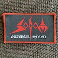 Sodom - Patch - Sodom - Outbreak Of Evil