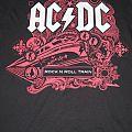 AC/DC - TShirt or Longsleeve - AC/DC - Black Ice Tour