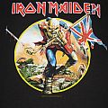 Iron Maiden - TShirt or Longsleeve - Iron Maiden - Somewhere Back In Time Tour 08