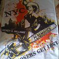 Wendy O. Williams - Other Collectable - Wendy O Williams - Plasmatics Giant Flag