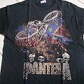 TShirt or Longsleeve - Pantera Texas Rattlesnake Skull shirt