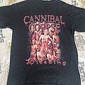 Cannibal Corpse - TShirt or Longsleeve - CANNIBAL CORPSE The Bleeding L T Shirt