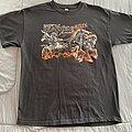 Disturbed - TShirt or Longsleeve - Mayhem Festival 11' L T Shirt
