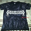 Dissection - TShirt or Longsleeve - disssection allover black dragon