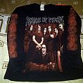 Cradle Of Filth - TShirt or Longsleeve - cradle of filth - Tournography LS