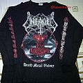 Unleashed - TShirt or Longsleeve - LS unleashed - Death Metal Victory