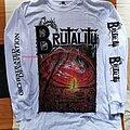 Brutality - TShirt or Longsleeve - LS Brutality - Orchestrated Devastation