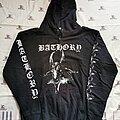 Bathory - Hooded Top - Bathory - Goat ZIp Hood
