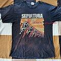 Sepultura - TShirt or Longsleeve - Sepultura - Nation 2005