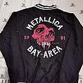 Metallica - Hooded Top - Metallica Bay Area Varsity Jacket