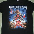 4x Iron Maiden 'Book Of Souls' Tour Shirts