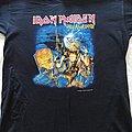 IRON MAIDEN 'Live After Death' Shirt 2002